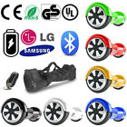 Original 6.5INCH Electric SelfBalance Scooter 2 wheel HoverBoard Bluetooth Board