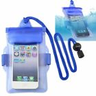 Waterproof Bag Underwater Pouch Dry Case Cover For iPhone Samsung LG ZTE Phone