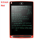 New LCD Paperless Notepad Writing Drawing Tablet Graphics Board 4.4/8.5/12 Inch