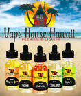 Liquid | TROPICAL e FRUITS | DESSERT | CANDY Juice