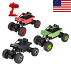 rc racing cars - Virhuck 1/18 Scale 2.4GHz 4WD RC Rock Crawler Off-Road Race Truck Car Toy 7Km/H