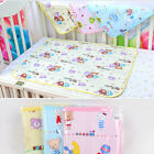 Внешний вид - Cotton Urine Pad Infant Diaper Waterproof Bedding Changing Cover Pad For Baby