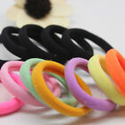 20pcs Elastic Rubber Hair Ties Band Rope Ponytail Holder Rubber String Gift