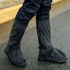 New Motorcycle Protect S/ml/xl Waterproof Footwear Shoes Black Boot Rain Cover