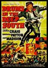 south indian action movies - Drums in the Deep South DVD - 1951 Action Romance Civil War movie James Craig