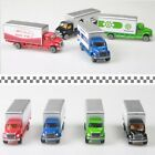 1/64 4 Colors Kids Children Mini Cargo Truck Wheels Can Move Utility Vehicle Toy