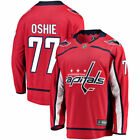 TJ Oshie Washington Capitals Fanatics Branded Breakaway Player Jersey Red