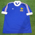 Classic Retro Football Shirts France Home World Cup 1978 Argentine