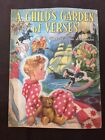A CHILD'S GARDEN OF VERSES #3427 Merrill 1939 by George Trimmer (5670)