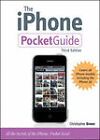 Breen, Christopher, The iPhone Pocket Guide, Very Good Book