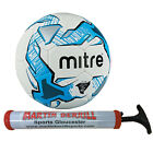 Mitre Impel 2016 Football with Free Hand Pump