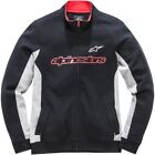 Alpinestars Curb Mens Sweatshirts Jackets Motorccyle Zip Up Fleece Hoodies