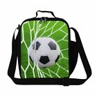 Generic Mens Insulated Lunch Bags Shoulder Food Bag for Teenager boys Cooler The