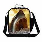 Generic Cute Dolphin Insulated Cooler Lunch Bags Tote Kids Food Bag Boxes for