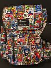 NWT Jujube Tokidoki Super Toki SuperToki ST SV Be Sporty BS Diaper Bag Backpack