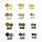 Stud Rivet Sewing Leather Craft Clothing Heavy duty Poppers Snap Fasteners Press