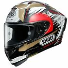 Shoei X-Spirit 3 Marquez Motegi Replica Full Face Moto GP Motorbike Crash Helmet