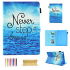 """For Amazon Kindle Fire HD 8"""" inch  2018/2017 Cute Case Wake/Sleep Leather Cover"""