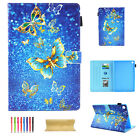 "For Amazon Kindle Fire HD 8"" inch  2018/2017 Cute Case Wake/Sleep Leather Cover"
