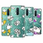 HEAD CASE DESIGNS SPACE ANIMALS SOFT GEL CASE FOR AMAZON ASUS ONEPLUS