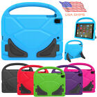 Apple iPad Tablet Kids Shockproof EVA Foam Handle Protective Case Stand Cover