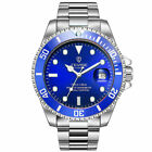 TEVISE Business Luxury Mens Automatic Mechanical Wrist Watch Stainless Steel BAReplacement Parts & Tools - 163769