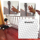 Baby Children Safety Thicken Fence Net Home Balcony Stairs Railing Protector Hot