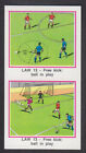 Panini - Football 83 - # 518 Laws of the Game