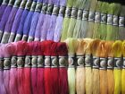 Внешний вид - CXC Embroidery Thread Floss -Same as DMC #150-899 Pick Your Colors FREE Shipping