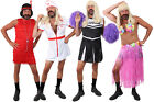 FUNNY STAG DO COSTUME MENS OUTFIT NOVELTY DRESSES ADULT FANCY DRESS CHOOSE STYLE