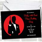 James Bond Special Agent Party Invitations $16.95 USD on eBay