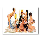 The James Bond 007 Hot Movie Art Silk Decor Poster 13x18 20x27 inch $13.56 CAD on eBay