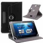 """360° Leather Case Cover For Universal Android Tablet PC 7"""" 8"""" 10"""""""