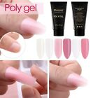 1*30ml Quick Poly Building Gel UV Builder Nail Tips Finger Extension Camouflage