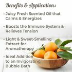 Plant Therapy Orange Sweet Essential Oil 100% Pure, Undiluted, Therapeutic Grade