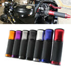 "Motorcycle 7/8"" Handle Bar Rubber Hand Grips For Suzuki GSX-R Honda CBR Sport US $9.15 USD on eBay"