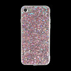 For iPhone XR XS Max  X 8 7 Plus Full Bling Glitter Protective Phone Case Cover