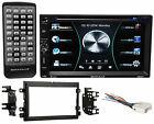 DVD/iPhone/Spotify/Bluetooth/USB Receiver Stereo Radio For 2004-2006 Ford F-150