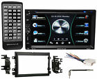 DVD/iPhone/Spotify/Bluetooth/USB Receiver Stereo Radio For 2007-2008 Ford F-150