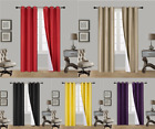 Kyпить INSULATED FOAM LINED THERMAL BLACKOUT GROMMET WINDOW CURTAIN K92 1PC Panel  на еВаy.соm
