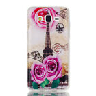 TPU Back Cover Phone Case for Samsung S8 Plus Note 8 S8 S7 S6 J7 Women Men Gift
