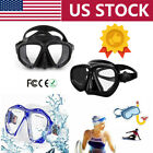 Swimming Full Face Anti-Fog Mask Surface Diving Snorkel Scuba for GoPro S/M/L/XL