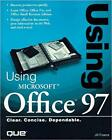 USING MICROSIFT OFFICE 97-9780789714428