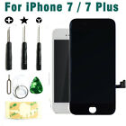 For iPhone 7 7 Plus LCD Touch Screen Replacement Digitizer Assembly Black/White