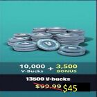 Fortnite vBucks - BEST PRICE ON SITE - 10  SOLD - XBOX-PC - 100% LEGIT