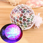 Glowing Squishy Grape Squeeze Ball Mesh Kids Adult Focus Stress Relief Toys tall on eBay