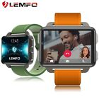 LEMFO LEM4 Pro Bluetooth Smart Watch 3G GPS Spirit Rate Monitor For Android iOS