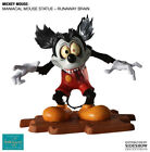 Mickey Mouse Runaway Brain statue Dosney classics New Never Displayed with COA
