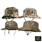 DRAKE WATERFOWL SYSTEMS CAMO WATERPROOF BOONIE HAT BUCKET CAPHats & Headwear - 159035