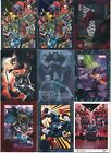 house of cards list - 2014 Marvel Universe BASE/SAPPHIRE/SHADOWBOX/ALL INSERTS Pick From List
